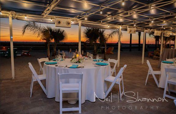 Tmx Waves Patio At Sunset 51 11660 161929274086067 Saint Petersburg, FL wedding venue