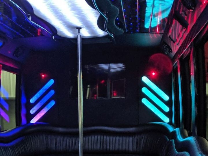 Tmx Party Bus Limousine 10 51 722660 158561954483101 Greenville, WI wedding transportation