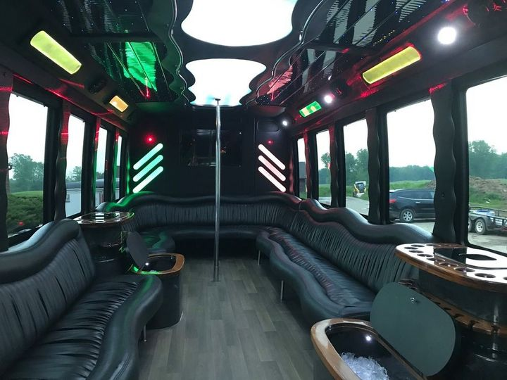 Tmx Party Bus Limousine 16 51 722660 158561954813655 Greenville, WI wedding transportation