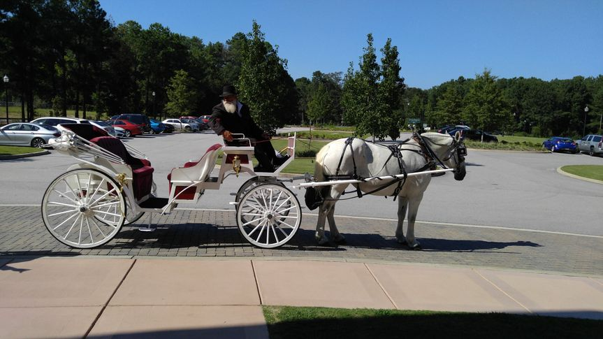 Carriage upon request