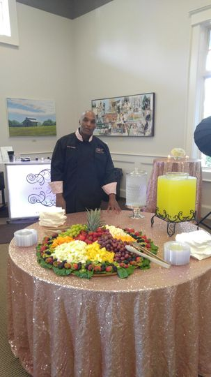 Teddy Spence R&T Catering