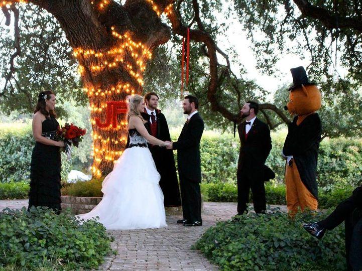 Wedding ceremomy