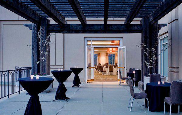 Riverview Ballroom Terrace