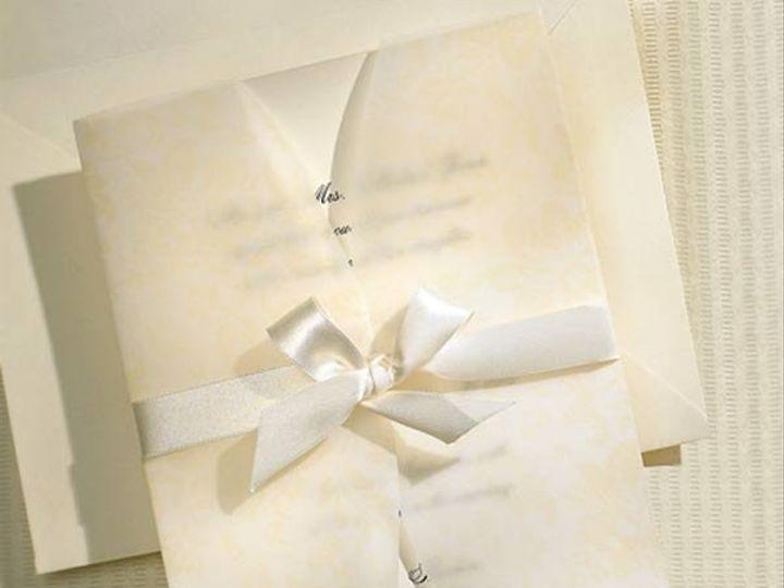 Tmx 1209953157209 Inv Byron Center wedding invitation
