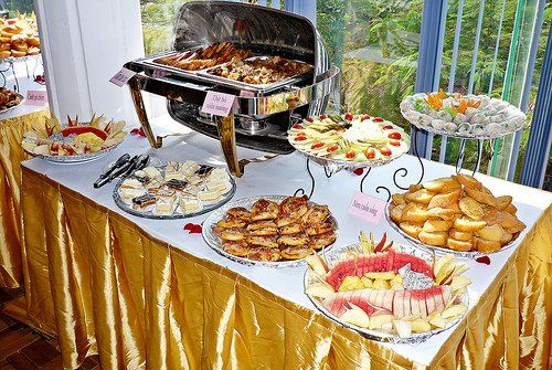 Tie The Knot Catering & Bar Services