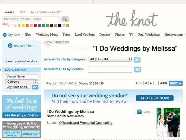 Tmx 1414253941166 Theknot Beachwood wedding officiant