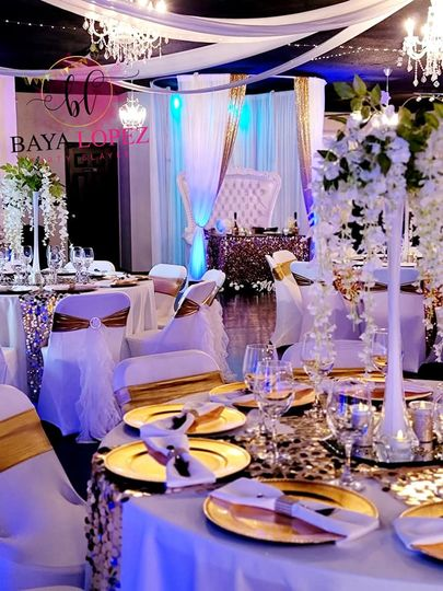 Elegant Reception