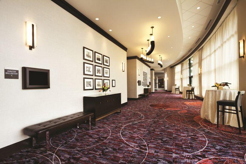 Ballroom Pre-Function Space