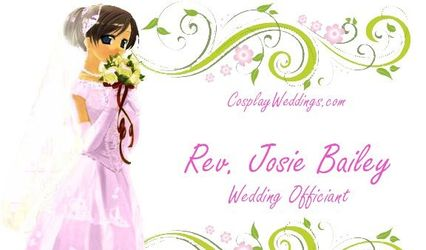Weddings by Josie 1