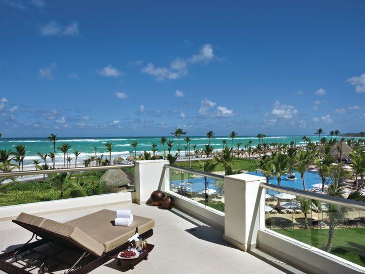 Tmx 1483288093412 Hrh Punta Cana Balcony View Of Beach 112612 Richmond, Virginia wedding travel