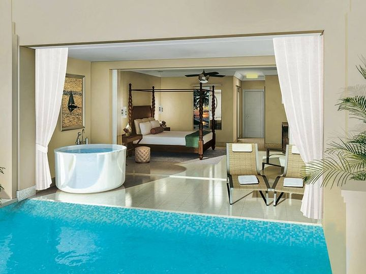 Tmx 1483288333418 Sandals Barbados Pool Richmond, Virginia wedding travel