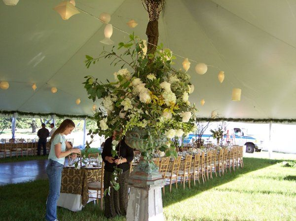 CarteWheels can accomplish formal events in remote settings.