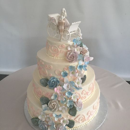 Cinderella carriage theme