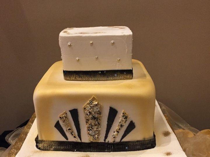 Tmx 1504822372132 800x8001502737910050 Img2975 West Berlin, New Jersey wedding cake