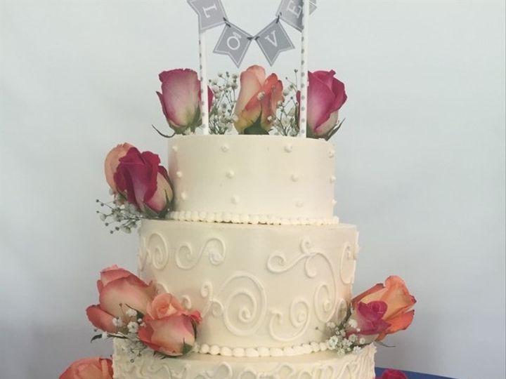 Tmx 1504822379156 800x8001502737925985 Img3634 West Berlin, New Jersey wedding cake