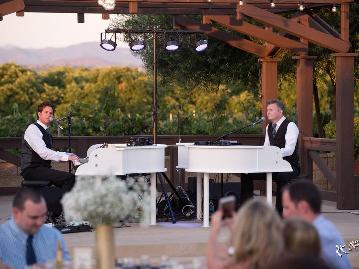 Tmx 1445459907974 Rk Green With Killer Dueling Pianos 03 Temecula, CA wedding band