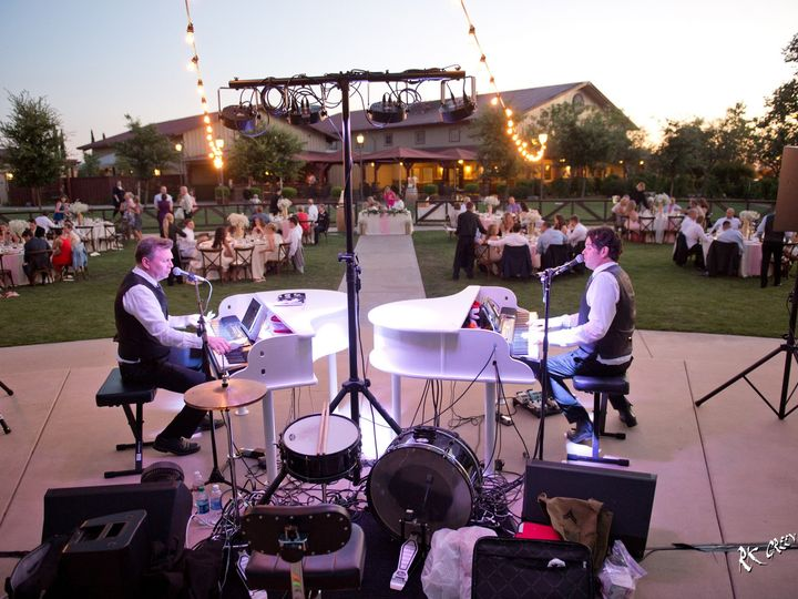 Tmx 1445459923255 Rk Green With Killer Dueling Pianos 04 Temecula, CA wedding band