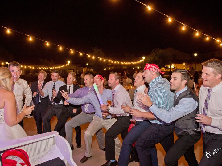 Tmx 1445459940478 Rk Green With Killer Dueling Pianos 05 Temecula, CA wedding band