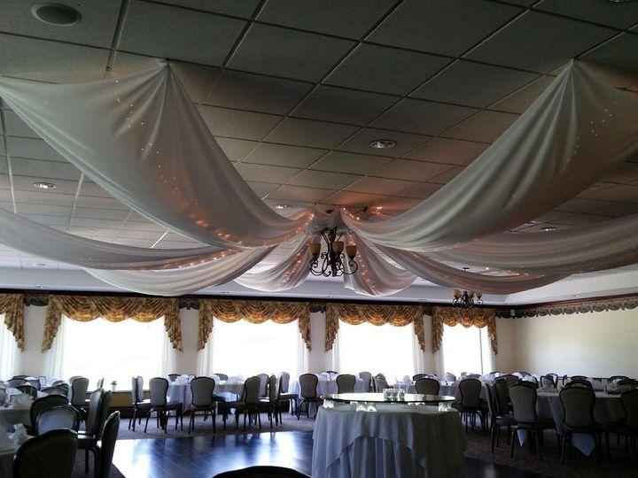 Tmx 1453231532647 Ceiling Belle Vernon wedding rental