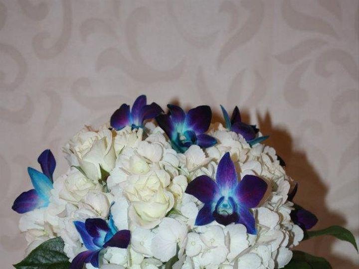 Tmx 1349882208097 Bluedendrowhiteroses Colts Neck wedding florist