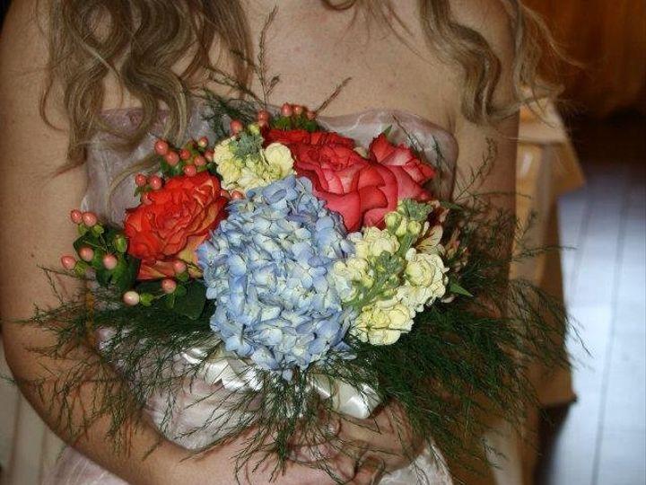 Tmx 1349882302969 Hydrangeaandroses Colts Neck wedding florist