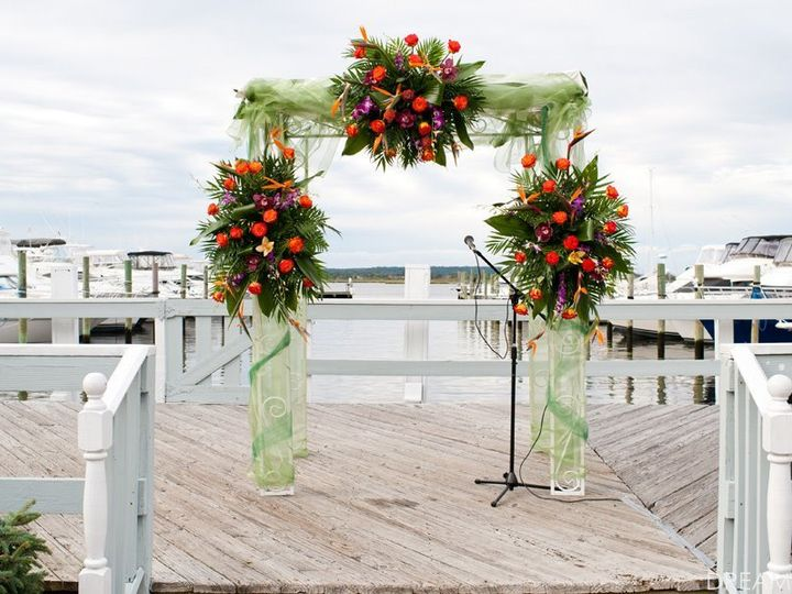 Tmx 1349882361759 Arch Colts Neck wedding florist