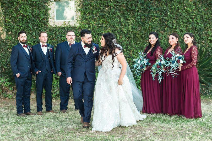 Knotty Barn Wedding