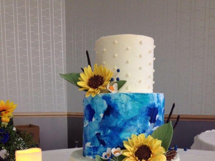 Tmx 1454083851717 01e33ee557055465211b6430ded7d8abf915a1ddd2 Sperry, OK wedding cake