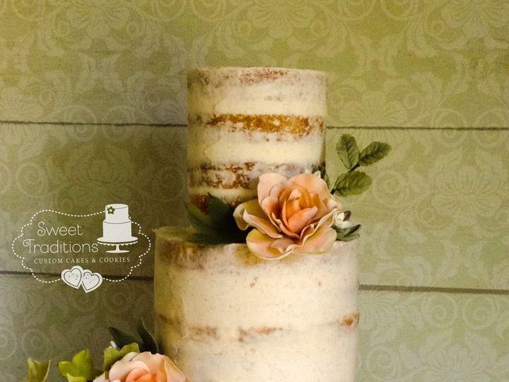 Tmx 1463359571171 Image Sperry, OK wedding cake