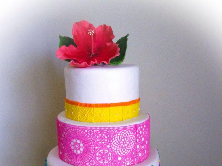 Tmx 1463359574394 Image Sperry, OK wedding cake