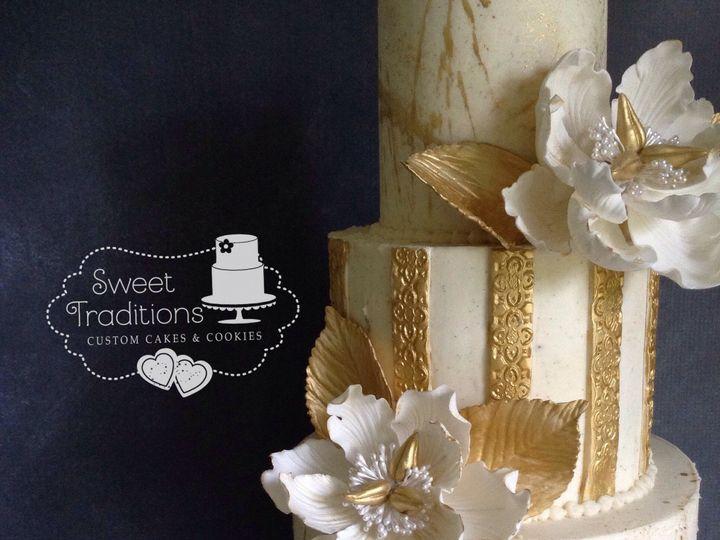 Tmx 1475759864481 Image Sperry, OK wedding cake