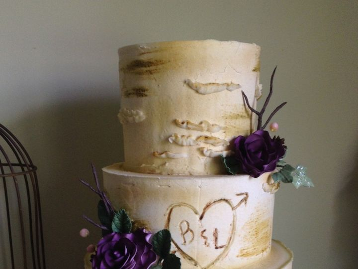 Tmx 1477882250066 Image Sperry, OK wedding cake