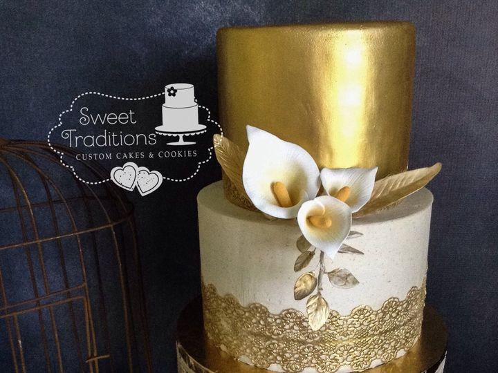 Tmx 1477882251491 Image Sperry, OK wedding cake