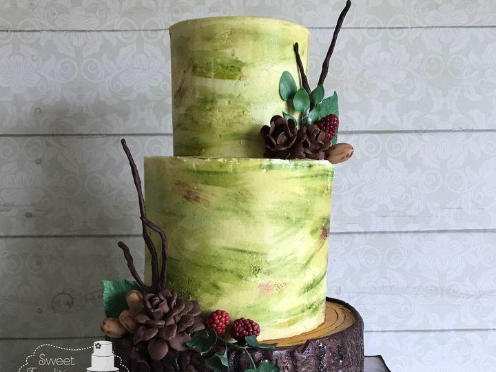 Tmx 1515503966 Babe1ece8bb8455c 1515503965 53a0a1f5b408837e 1515503962979 2 01acc70f567525c9dd Sperry, OK wedding cake