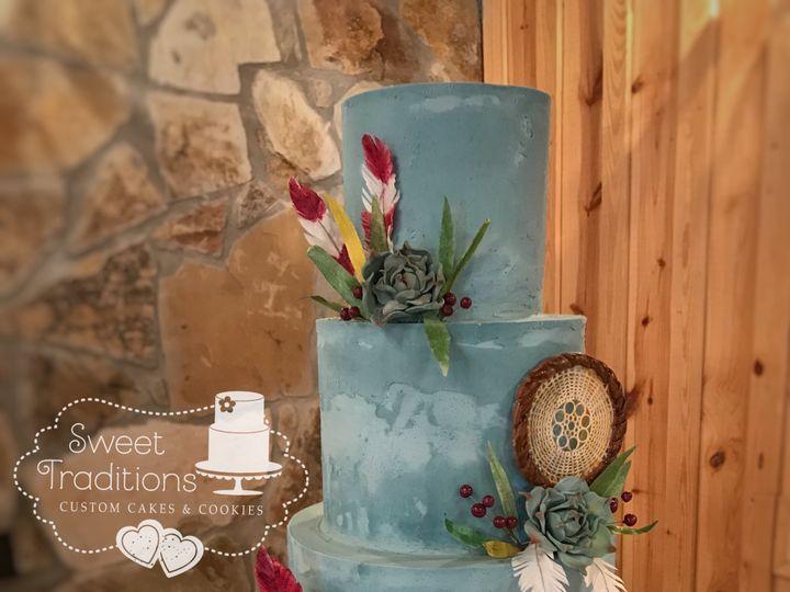 Tmx 746c9365 7f87 414b 9955 A6a0bea2c597 51 753760 1573301187 Sperry, OK wedding cake