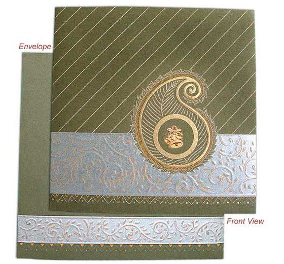 Princess This invitation is beautifully embossed and foil stamped along the base. Invitation...