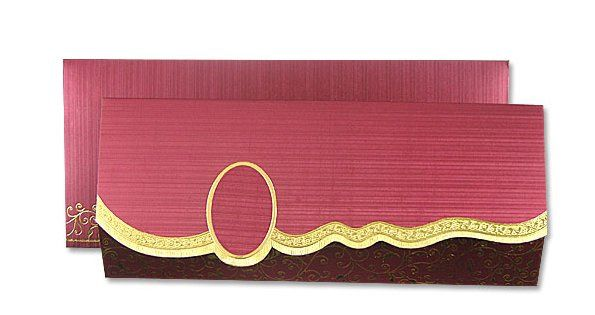 Clutch Burgundy/Brown Elegance and Style. Invitation is embellished in rhinestone with metallic...