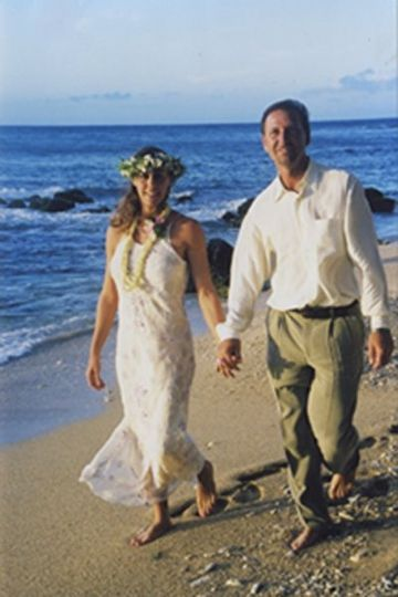 Beach weddings require a permit in advance so be sure and book early for your beach weddings... 808...