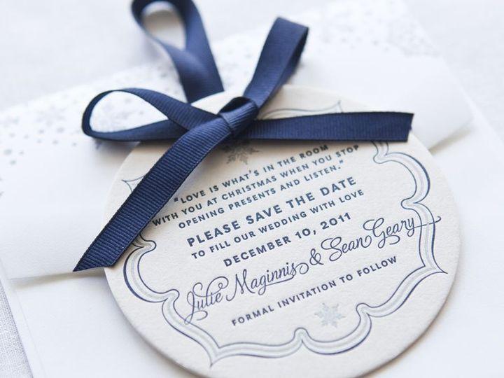 Tmx 1352213764411 JULIE1 Thorofare wedding invitation