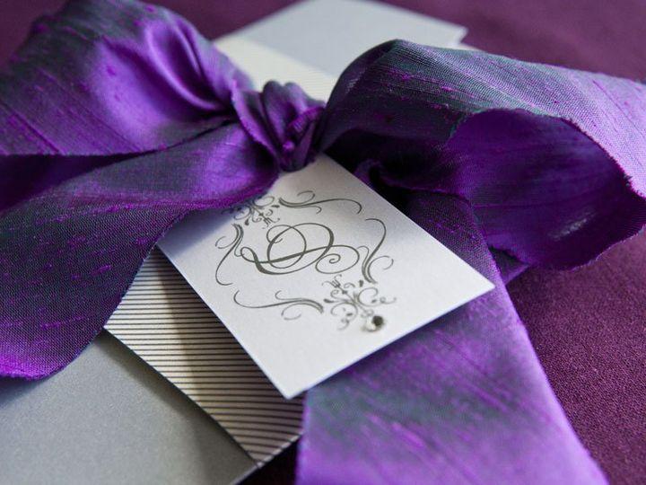 Tmx 1352213831616 MAKENZIE1 Thorofare wedding invitation