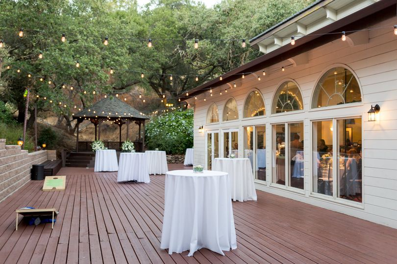 Reception Patio