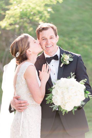 Lake Placid Wedding Photograph