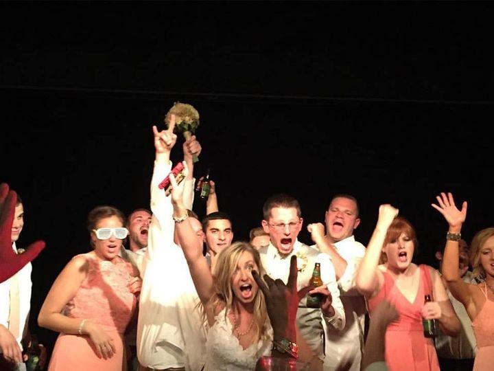 Tmx 1458665427787 Celebrating On The Stage Akron, OH wedding dj