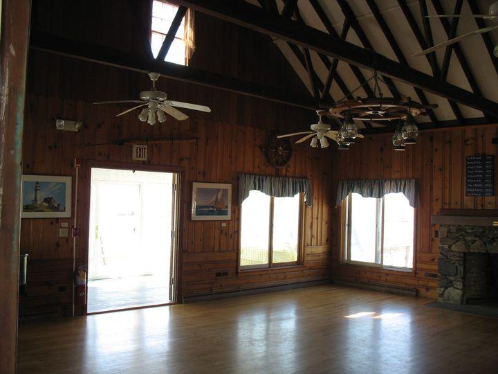 Tmx 1462139084870 Main Room Looking Towards Porch And Harbor Truro, MA wedding venue