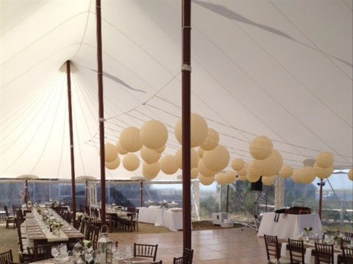 Tmx 1462139213358 Tent With Dance Floor Truro, MA wedding venue