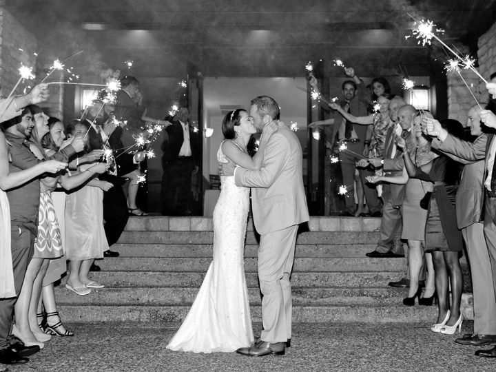 Tmx 1496861137884 Tiffanydamien   Sparkler Exit Kiss Austin, TX wedding venue