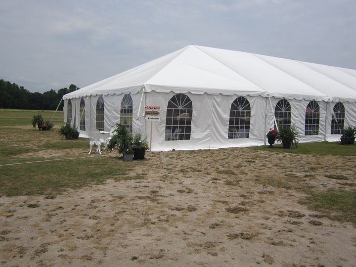 large tent with sides 2