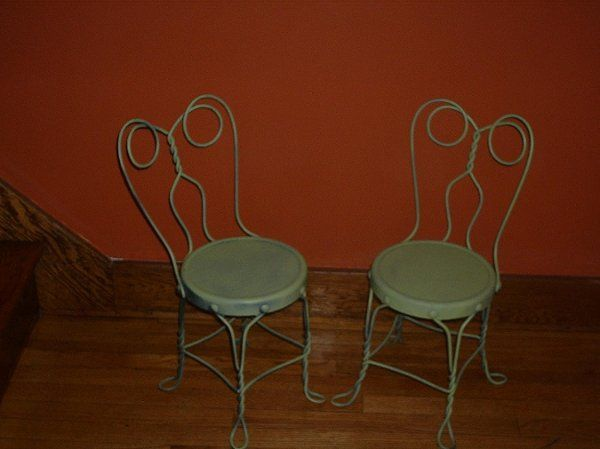 Children Vintage Chairs