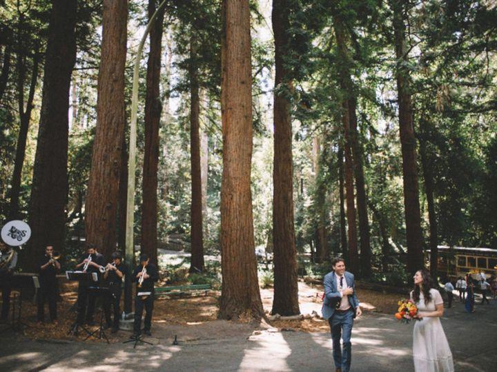 Tmx 1512607255940 Stern Grove Wedding1 San Francisco, CA wedding band
