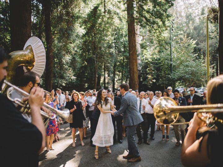 Tmx 1512607285209 Stern Grove Wedding7 San Francisco, CA wedding band